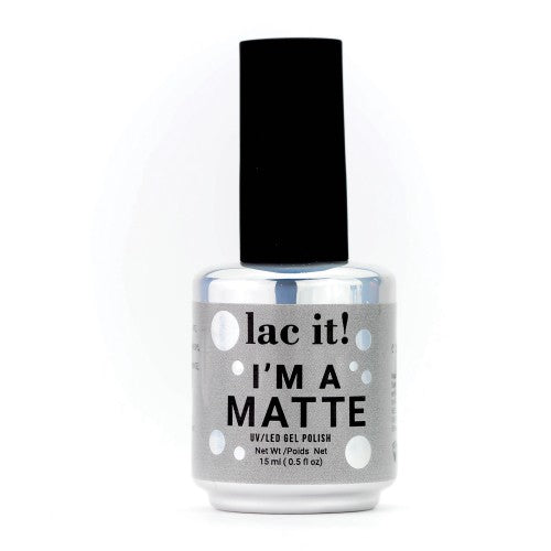 Lac It! I'm A Matte (Top Coat)