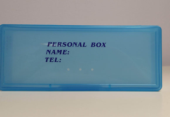 Personal tool box - Pink
