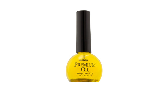 INM Premium Cuticle Oil - Mango