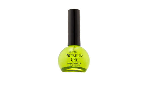 INM Premium Cuticle Oil - Melon
