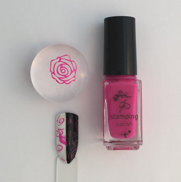 Stamping Polish 5ml - #19 Miss Maggie Mae