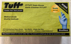 Tuff Hybrid gloves