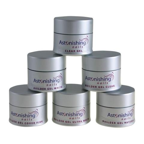 Astonishing Hard Gels 14g