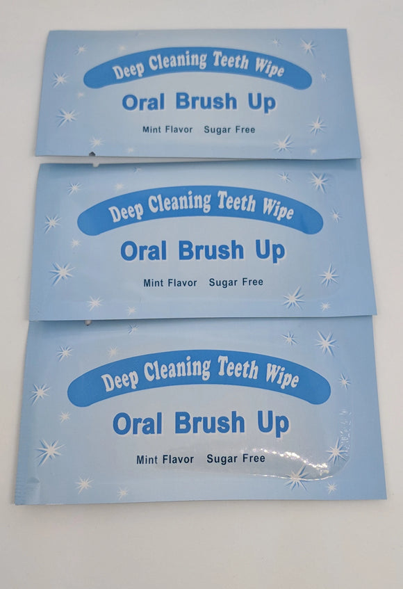 Oral Brush Wipe