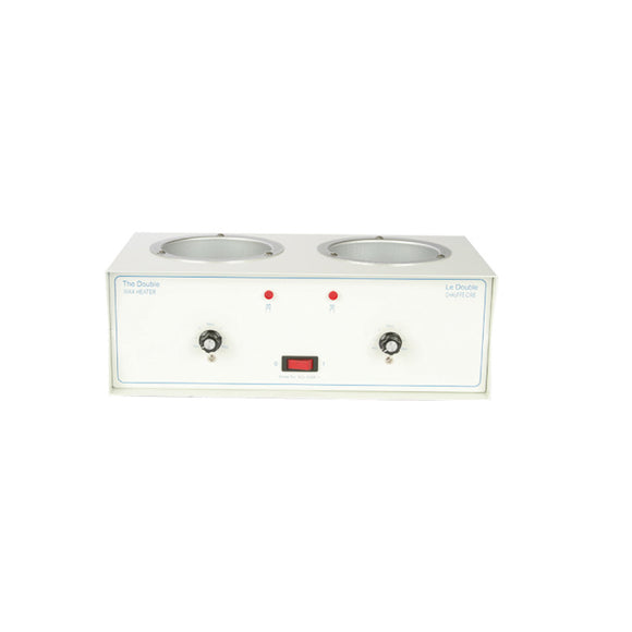Double Metal Wax Heater