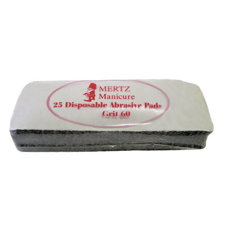 Replacement Pads for foot file 25pk