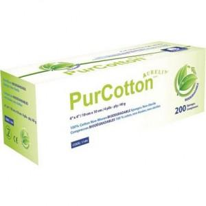 Pur Cotton Nail Wipes