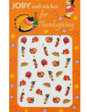 Flat Decal - Thanksgiving