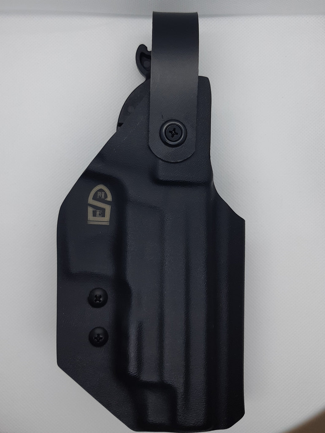 OWB Holster with Level 2 Retention