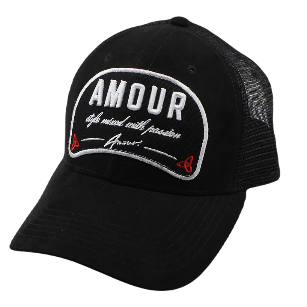 Amour Style Suede Trucker Collection