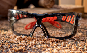Review! How helpful are ToolFreak Safety Glasses in the Wood Workshop?