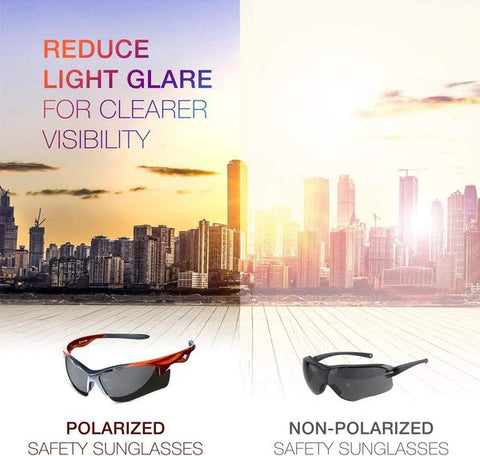 Polarized Safety Glasses- What are they? How do they work? And why do I need them?  ToolFreak Blog post