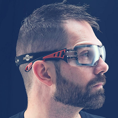 Welding Glasses - Join us, ToolFreak, as we discuss the uses and benefits of Safety Glasses in the Welding Industry!