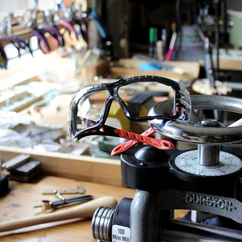 ToolFreak talk to Business Owner and Safety Eyewear advocate on becoming an Artisan Jeweller!