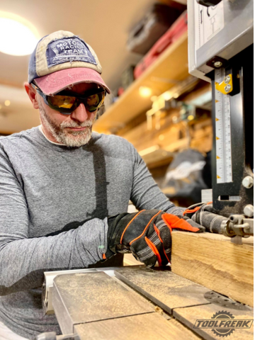 Top Tips for Carpentry beginners! Join us ToolFreak, as we talk to Industry expert, Andrew Walker and learn all about kickstarting a career in Carpentry!