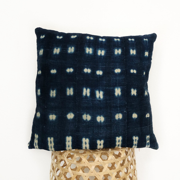 Blue - Indigo Mud cloth