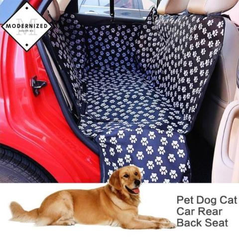 Durable Car Seat Cover For Dogs