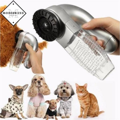 Cordless Cat & Dog DeShedding Vacuum Cleaner