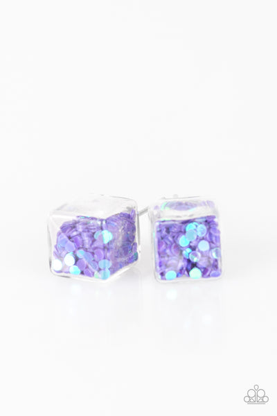 Paparazzi Accessories jewelry - www.5dollarstylemaven.com - Sparkle Studs - Starlet Shimmet Kids -