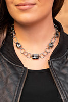 Paparazz Accessories - www.5dollarstylemaven.com - Urban District - Black - Paparazzi Accessories -
