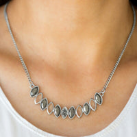 Get Your Money's Worth - Silver - Paparazzi Accessories - The $5 Style Maven boutique
