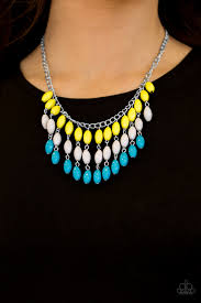 Paparazzi Accessories jewelry - www.5dollarstylemaven.com - Delhi Diva - Multi - Paparazzi Accessories -