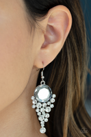 Paparazz Accessories - www.5dollarstylemaven.com - Elegantly Effervescent - silver - Paparazzi Accessories -