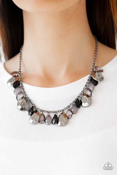Hurricane Season ~ Gunmetal/Black