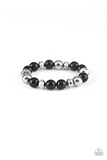 Paparazz Accessories - www.5dollarstylemaven.com - Very VIP - Black - Paparazzi Accessories -