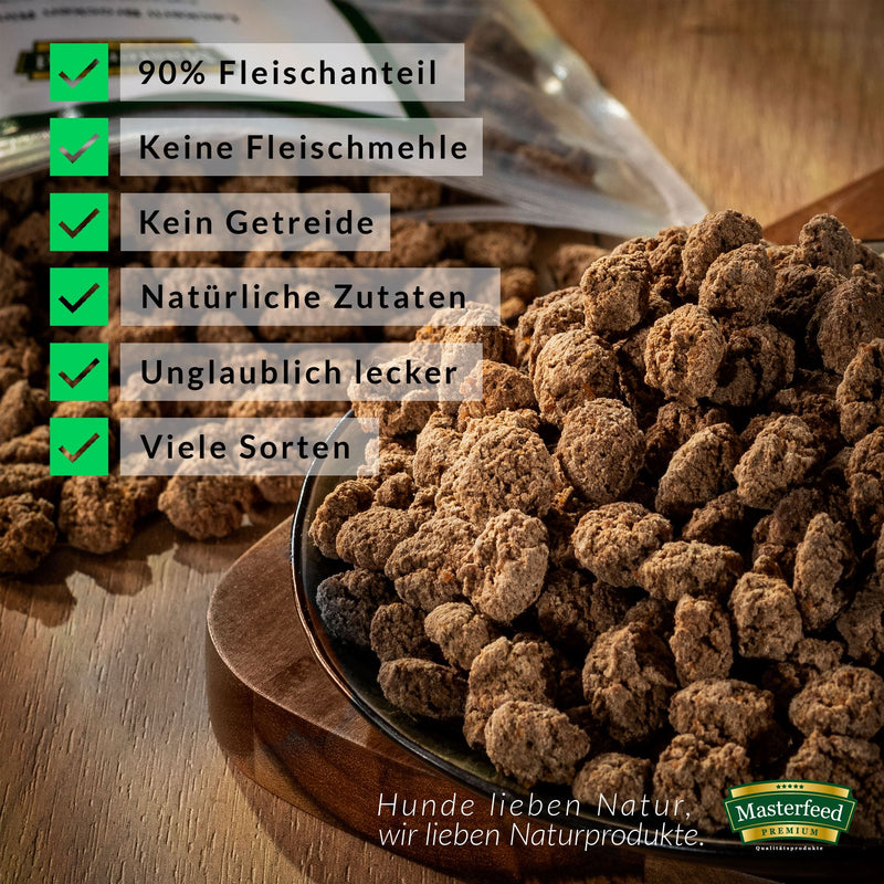 Masterfeed Leckerli Brocken Lamm - pieper tier-gourmet