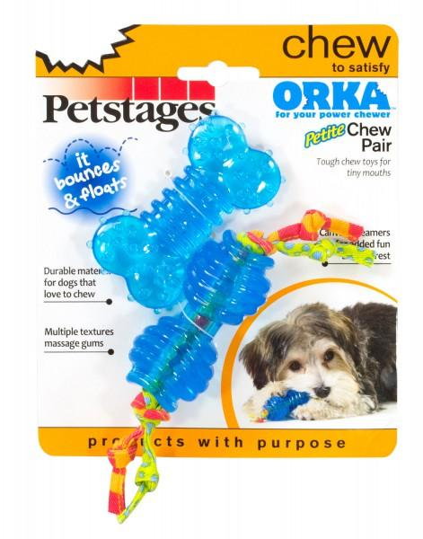 Petstages Orka Chew Pair mini - pieper tier-gourmet
