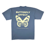 BUTTERFLY EFFECT T-SHIRT (CLEAR BLUE)