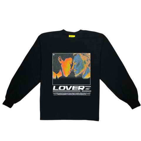 LOVER L/S T-SHIRT (BLACK)