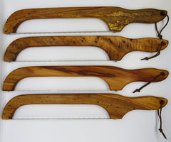 Pecan Bread Bow Knives - SPECIAL!