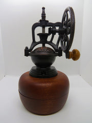 Coffee Grinder - Sapele