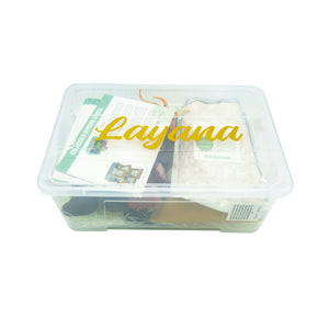 Customized Sensory Box - Container Only - Elbirg