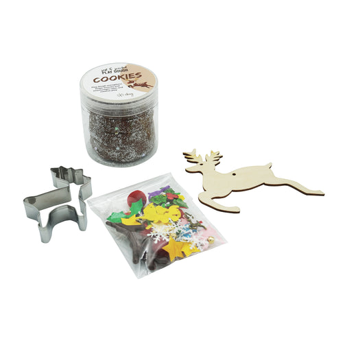 Reindeer Playdough Bag - Elbirg