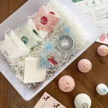 Load image into Gallery viewer, Festive bath bomb DIY kit - Elbirg