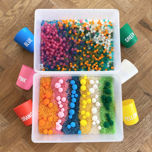 Count & Sort - Preschool box - Elbirg