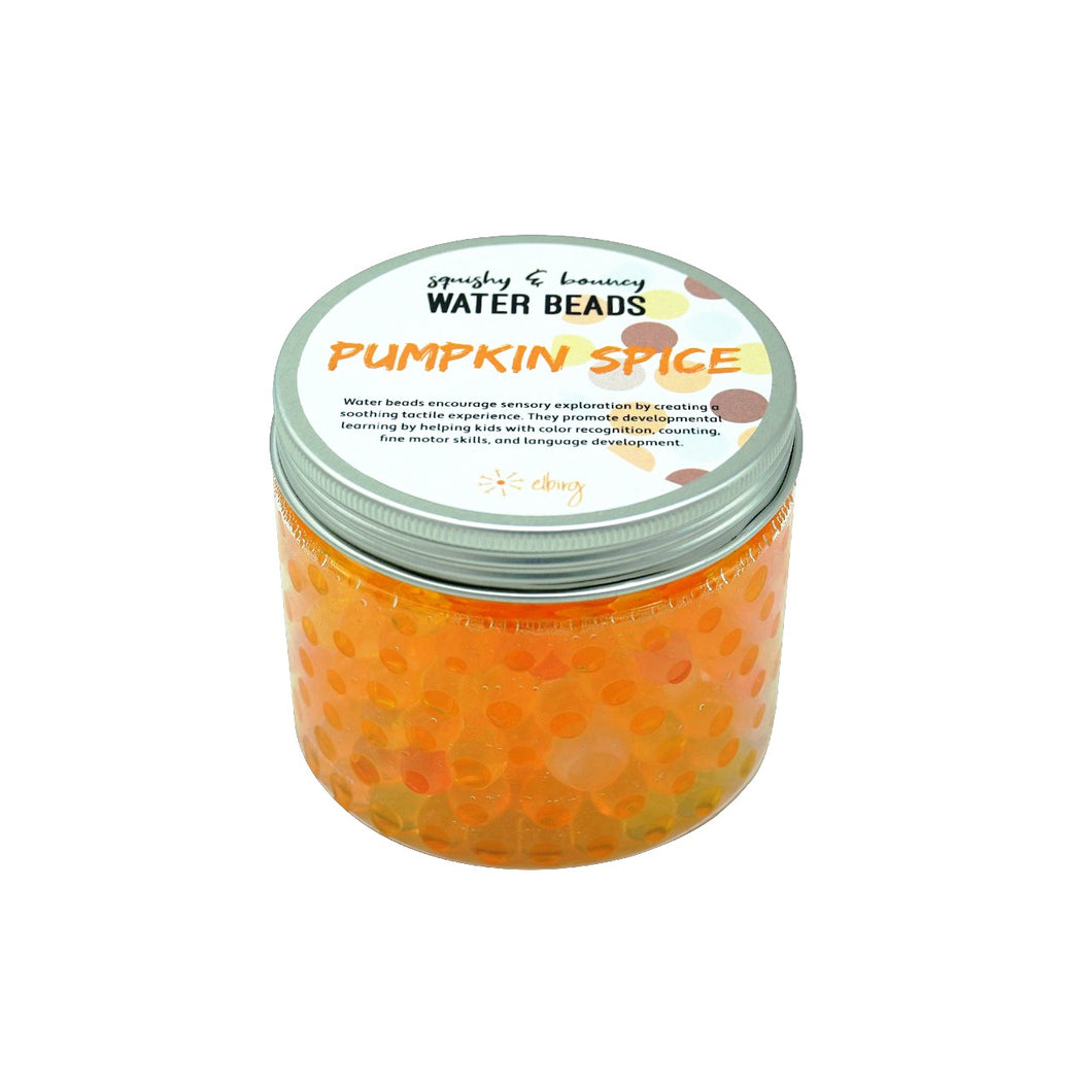 Pumpkin Spice - Scented Water Beads - Elbirg