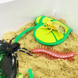 Little Crawlers - Sensory Bin - Elbirg
