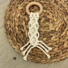 Load image into Gallery viewer, Macrame Teether - Elbirg