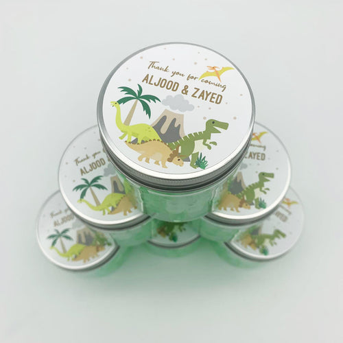 Dinosaur - Waterbeads Party Favor - Elbirg