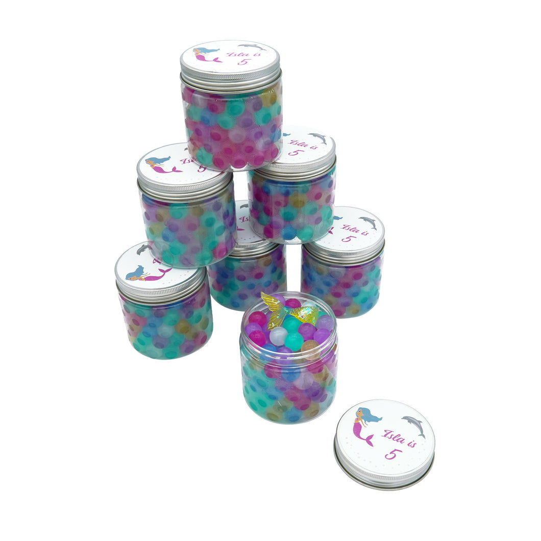 Mermaid Water Beads - Party Favor - Elbirg