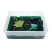 Load image into Gallery viewer, Taste-Safe Toddler Sea Life Sensory Bin - Elbirg