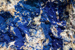 Lapis lazuli stone: a healing stone and a boost of trust