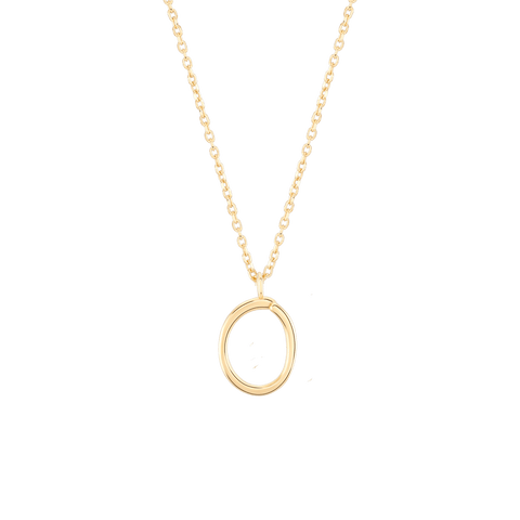 Wonther Number 0 Necklace