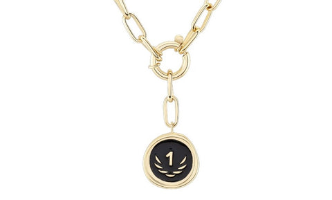 Ethical Jewelry Number One Necklace Wonther