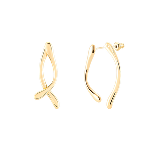 Load image into Gallery viewer, Double Boomerang Earrings