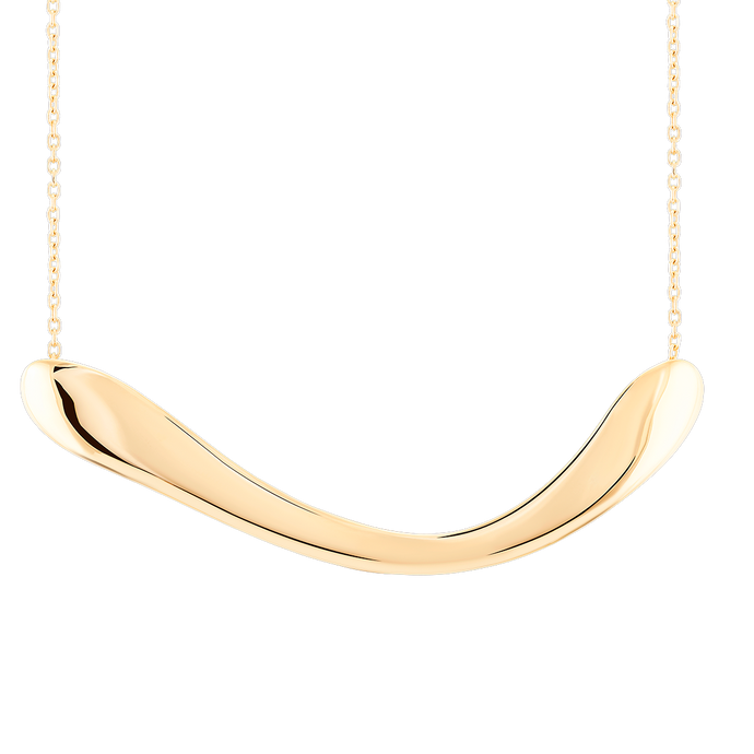 Boomerang Big Necklace